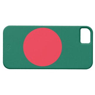 やっとバングラデシュの旗のThere™のiPhone 5 Cas iPhone SE/5/5s ケース