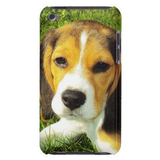 やっとビーグル犬の子犬のThere™ ipod touchの場合 Case-Mate iPod Touch ケース