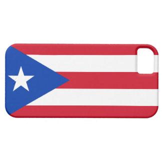 やっとプエルトリコの旗のThere™のiPhone 5の場合 iPhone SE/5/5s ケース