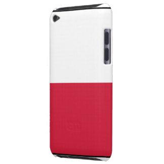 やっとポーランドipod touchの穹窖There™の旗 Case-Mate iPod Touch ケース