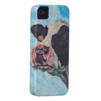 やっとiPhone 4の穹窖There™ -アイルランドのFriesian Case-Mate iPhone 4 ケース