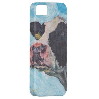 やっとiPhone 5の穹窖There™ -アイルランドのFriesian iPhone SE/5/5s ケース
