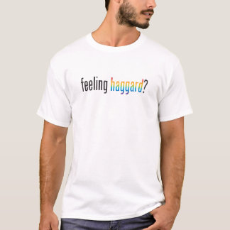 やつれた感じることか。 Tシャツ