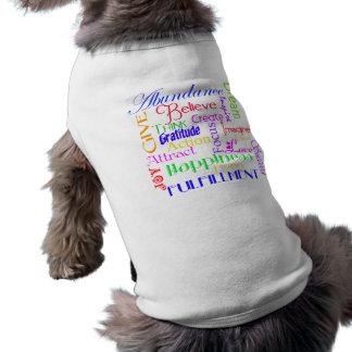 やる気を起こさせるな単語のコラージュペット衣類 ペット服