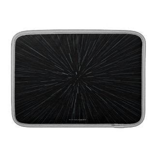 ゆがみの速度の動き MacBook スリーブ
