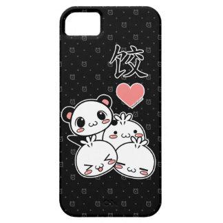 ゆで団子はlove iPhone SE/5/5s ケース