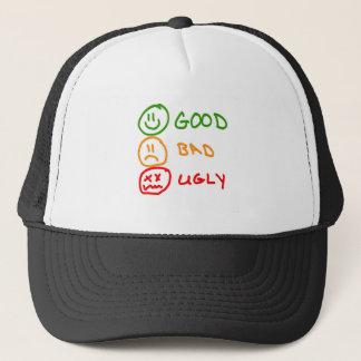 よいの悪くの及び醜いの キャップ