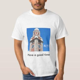 よいひとときを過ごして下さい Tシャツ