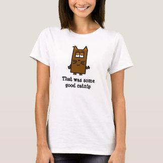 よいイヌハッカのワイシャツ Tシャツ