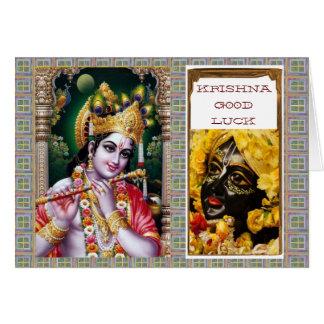 よいカルマ: 表示、スピリチュアル、信仰的なギフト グリーティングカード