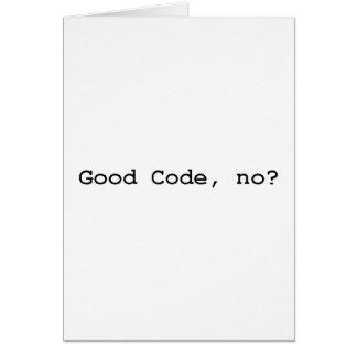よいコード カード