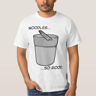 よいヌードル…そう! Tシャツ