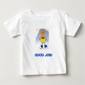 よい仕事のティー ベビーTシャツ