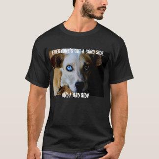 よい側面の悪い側面 Tシャツ