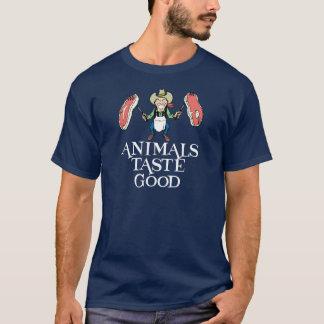 よい動物の好み Tシャツ