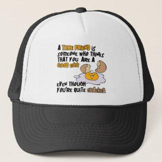 よい卵の帽子-色を選んで下さい キャップ