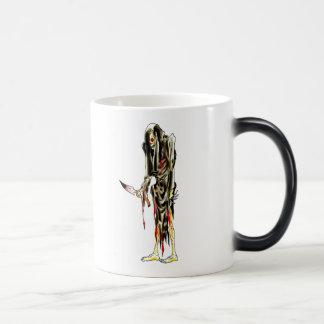 よい恐怖… マジックマグカップ
