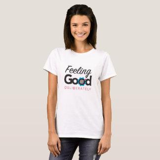 よい感じること慎重に Tシャツ