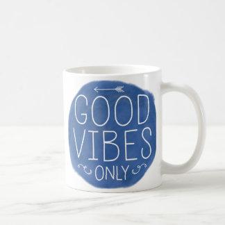 よい感情だけ コーヒーマグカップ