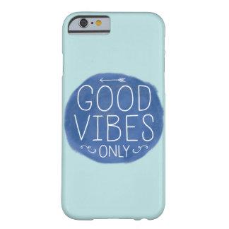 よい感情だけ BARELY THERE iPhone 6 ケース