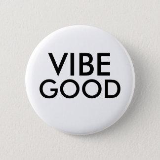 よい感情のためのボタン 5.7CM 丸型バッジ