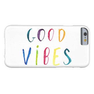 よい感情のカスタマイズ可能な電話箱 BARELY THERE iPhone 6 ケース