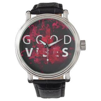 よい感情の腕時計 腕時計