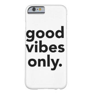 よい感情のiPhone6ケースだけ Barely There iPhone 6 ケース