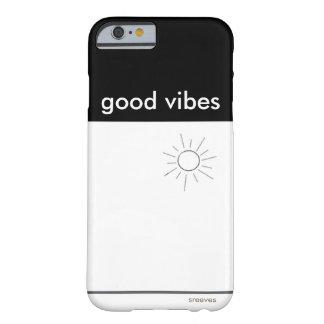 よい感情のiphone 6sの場合 barely there iPhone 6 ケース