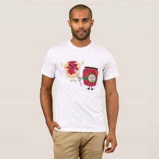 よい感情のTシャツを広げて下さい Tシャツ