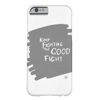 よい戦い BARELY THERE iPhone 6 ケース