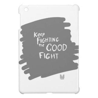 よい戦い iPad MINIケース