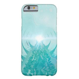 よい振動水のコンテンポラリーなデザイン BARELY THERE iPhone 6 ケース