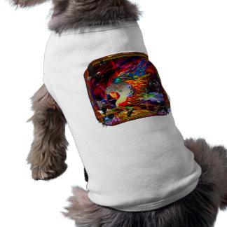 よい捜す抽象的な背景 ペット服