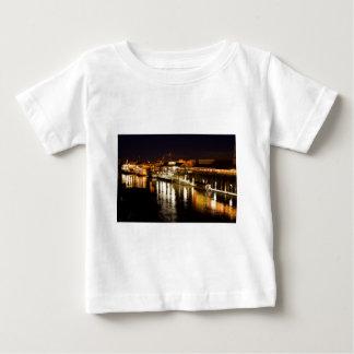 よい時のコレクションの反射 ベビーTシャツ