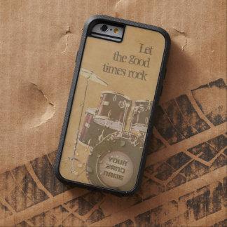 よい時の石を許可して下さい(カスタマイズ可能な) TOUGH XTREME iPhone 6 ケース