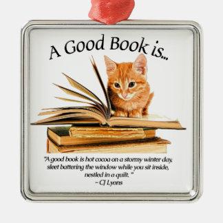 よい本はあります… オーナメント