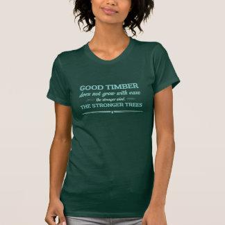 よい材木 Tシャツ