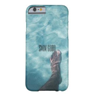 よい水泳 BARELY THERE iPhone 6 ケース