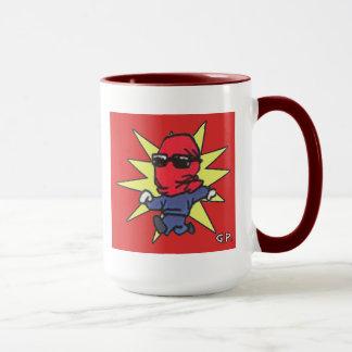 よい生産からの赤い報復者のマグ マグカップ