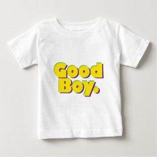 よい男の子 ベビーTシャツ