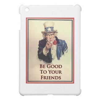 よい米国市民ポスターがあって下さい iPad MINIケース