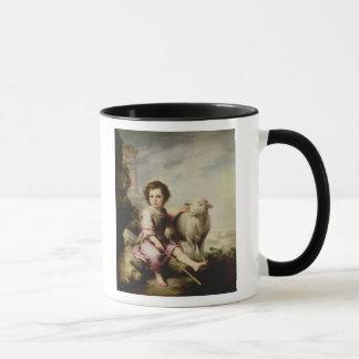 よい羊飼い、c.1650 マグカップ