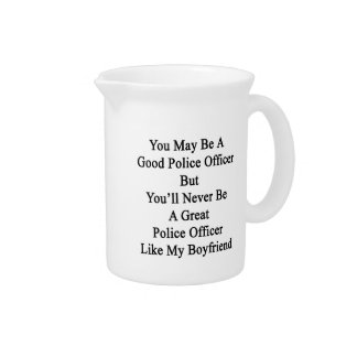 よい警官である決して ピッチャー