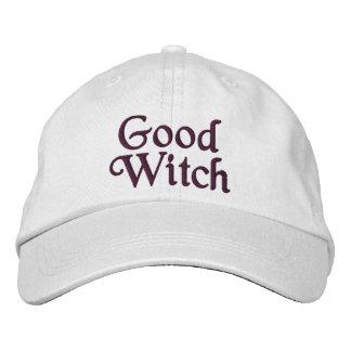 よい魔法使い 刺繍入り帽子