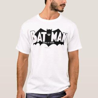よい60sロゴのバットマン|力 tシャツ