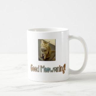 よいMeowrning! .png コーヒーマグカップ