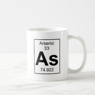 ように-ヒ素 コーヒーマグカップ