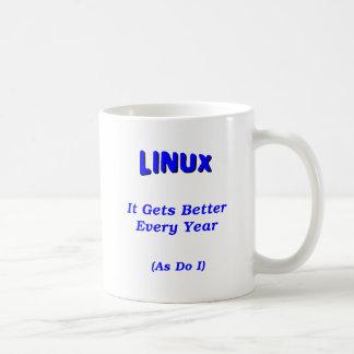 よくなるLinux コーヒーマグカップ