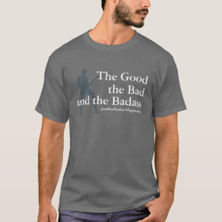 よくの、悪い状態およびBadass Tシャツ